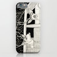 iPhone & iPod Case featuring Nella Foresta by Sasa
