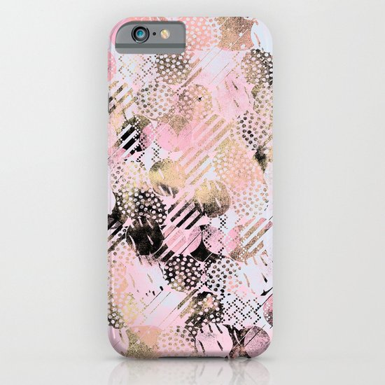 PatternMix01 iPhone & iPod Case