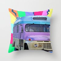 groovy! Throw Pillow