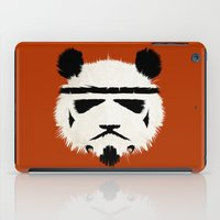 Panda Trooper iPad Case