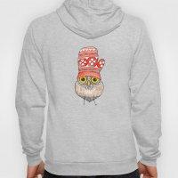 mitten owl Hoody
