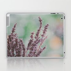 Lavender by the window Laptop & iPad Skin