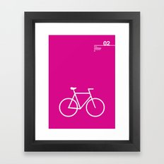 02_WEBDINGS_b Framed Art Print
