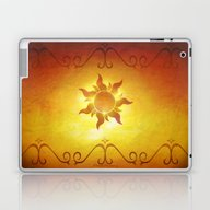 ...and At Last I See The… Laptop & iPad Skin