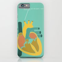 Aorta Tell You How Much I Love You iPhone 6 Slim Case