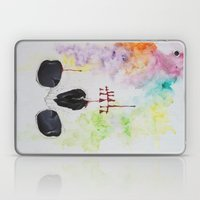 A beautiful array of something gone wrong Laptop & iPad Skin