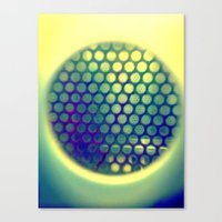 Circle-Ception  Canvas Print