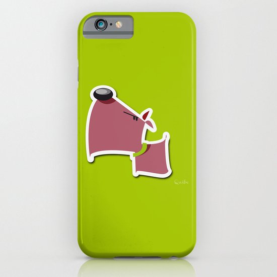 Angry Dawg iPhone & iPod Case