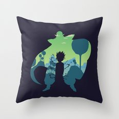 Piccolo Daimaō Throw Pillow