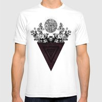 T.E.A.T.C.W. ii Mens Fitted Tee White SMALL