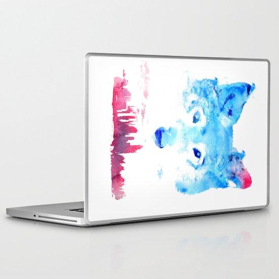 The Guardian Laptop & iPad Skin