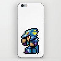 Final Fantasy II - Kain iPhone & iPod Skin