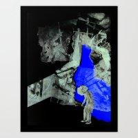 Marionette (redux) Art Print