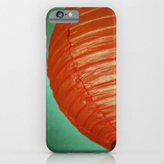 Red Globe iPhone & iPod Case