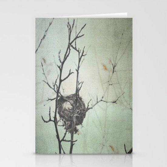 Empty Nest Stationery Card