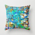 Eric (Goldberg Variations #13) Throw Pillow