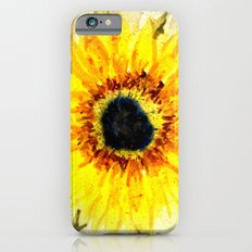 Sunflower from Water iPhone 6s Slim Case