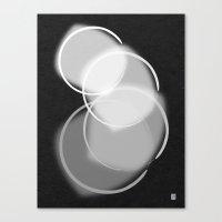 Colorblind Opal  Canvas Print