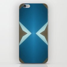 sym6 iPhone & iPod Skin