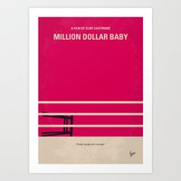 No613 My Million Dollar … Art Print