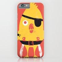 Pirate Chick iPhone 6 Slim Case