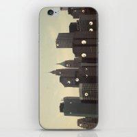 Building Conversations  iPhone & iPod Skin