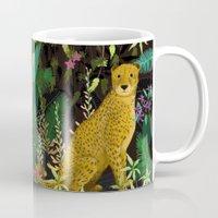 Jungle Leopard Mug