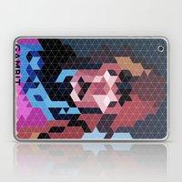 Geometric Gambit Laptop & iPad Skin