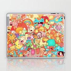 Wackoblast! Laptop & iPad Skin