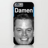 iPhone & iPod Case featuring Damen by Steven Luros Holliday