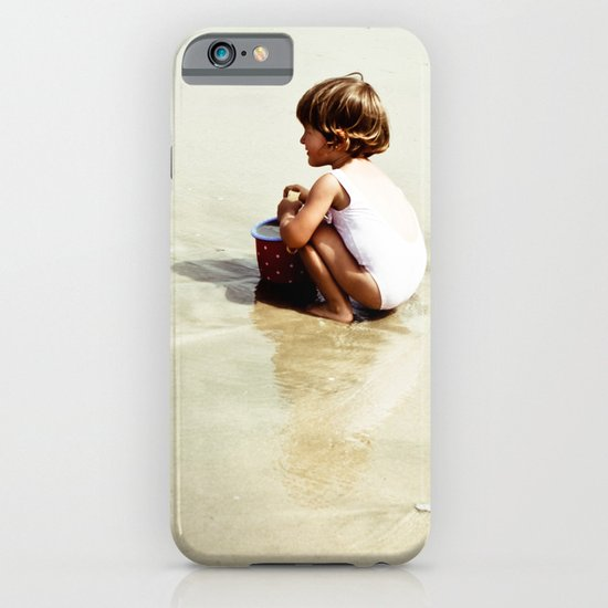Found in the sea iPhone & iPod Case