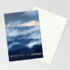 Inclement Weather. Stationery Cards