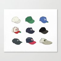 Sandlot Canvas Print