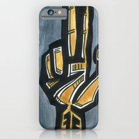 iPhone & iPod Case featuring Weapon by Sean Martorana