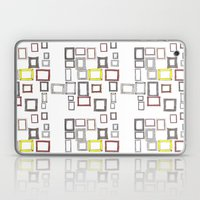 Art, Art Everywhere, but Not A Frame To Fill. Laptop & iPad Skin