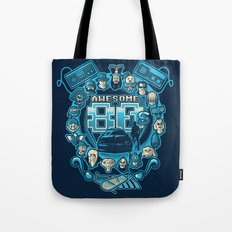 AWESOME 80s Tote Bag