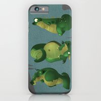 3 Dragons In A Cave iPhone 6 Slim Case