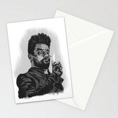 Jesse Custer Preacher Stationery Cards