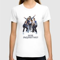 one direction T-shirts featuring One Direction by ezmaya