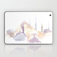 Watercolor Landscape Ill… Laptop & iPad Skin