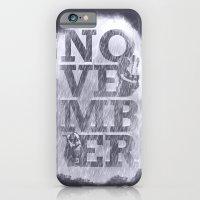November Rain iPhone 6 Slim Case