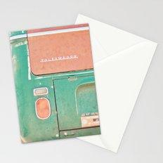 Beach Wagon Stationery Cards