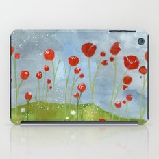 my dreams are only wishes // poppyfields iPad Case