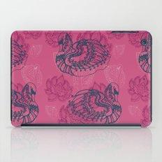 Hamsa, the swan iPad Case