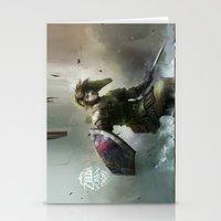 Legend Of Zelda 25th Ann… Stationery Cards