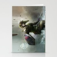 Legend Of Zelda 25th Ann… Stationery Cards