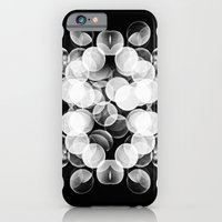 iPhone & iPod Case featuring Bokeh Symmetry 3 by Jennifer Torres