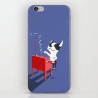 Boogie on Theremin iPhone & iPod Skin