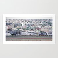 berlin autopsy Art Print