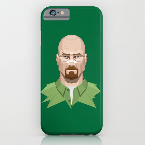Breaking Bad - Walter White Beaten Up iPhone & iPod Case
